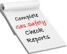 Complete Gas Safety Check Reports